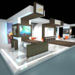 Affordable Booth Designs by Black Mrkt without Compromising on the Quality